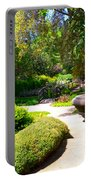 Garden Of Wishes Portable Battery Charger