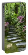 Garden Pathway Portable Battery Charger