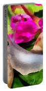 Garden Snails Portable Battery Charger