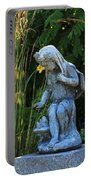 Garden Statuary Portable Battery Charger