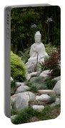 Garden Statue Portable Battery Charger
