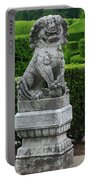 Garden Statue Portable Battery Charger