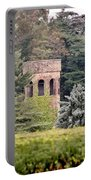 Garden Tower At Longwood Gardens - Delaware Portable Battery Charger