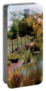 Japanese Gardens - Garden View Series 05 Portable Battery Charger