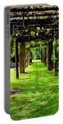 Garden Walkway Portable Battery Charger