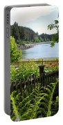 Garden With A View Portable Battery Charger