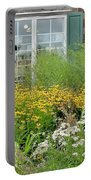 Gardens At The Good Earth Market Portable Battery Charger