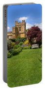 Gardens Of Sudeley Castle In The Cotswolds Portable Battery Charger