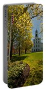 Gardens Of The First Parish Portable Battery Charger