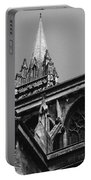 Gargoyles King's College Chapel Tower Portable Battery Charger