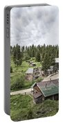 Garnet Ghost Town - Montana Portable Battery Charger