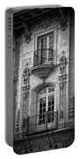 Garrison Hall Window Ut Bw Portable Battery Charger