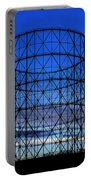 Gas Holder  Portable Battery Charger