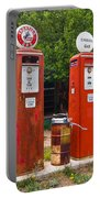 Gas Museum Embudo New Mexico Portable Battery Charger