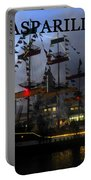 Gasparilla Ship Work A Print Portable Battery Charger