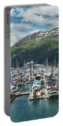 Gateway To Prince William Sound Alaska Portable Battery Charger