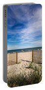 Gateway To Serenity Myrtle Beach Sc Portable Battery Charger by Stephanie McDowell