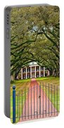 Gateway To The Old South Portable Battery Charger by Steve Harrington