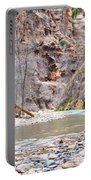 Gateway To The Zion Narrows Portable Battery Charger