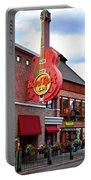 Gatlinburg Hard Rock Cafe Portable Battery Charger