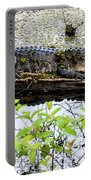 Gator Camoflage Portable Battery Charger