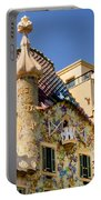 Gaudi Apartment Portable Battery Charger