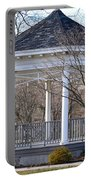 Gazebo In Buccleuch  Park Portable Battery Charger
