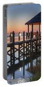 Gently - Gazebo On The Sound Outer Banks North Carolina Portable Battery Charger