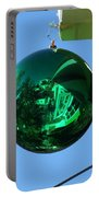 Gazing Ball Portable Battery Charger