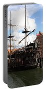 Gdynia Pirate Ship - Gdansk Portable Battery Charger