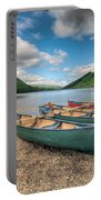 Geirionydd Lake Portable Battery Charger by Adrian Evans
