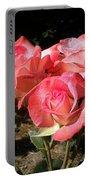 Gemini Tea Rose Portable Battery Charger
