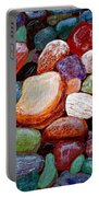 Gemstones Portable Battery Charger