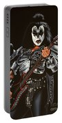 Gene Simmons Of Kiss Portable Battery Charger