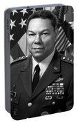 General Colin Powell Portable Battery Charger