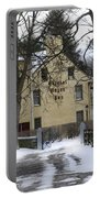 General Wayne Inn In Winter Portable Battery Charger
