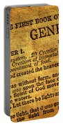 Genesis Portable Battery Charger