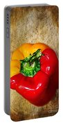 Genetically Modified Capsicum Portable Battery Charger