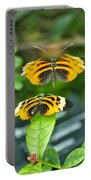Gentle Butterfly Courtship 01 Portable Battery Charger