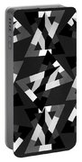 Geometric 12 Portable Battery Charger by Mark Ashkenazi