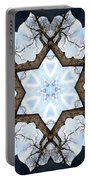 Geometry Tree Portable Battery Charger