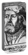 Georg Witzel (1501-1573) Portable Battery Charger