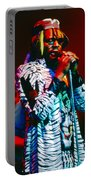 George Clinton Portable Battery Charger