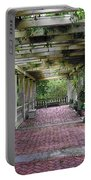 George Eastman Home Pergola Rochester Ny  Portable Battery Charger