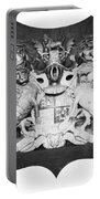 George IIi: Coat Of Arms Portable Battery Charger