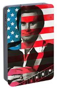 George Jones American Country Portable Battery Charger