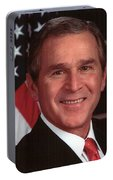 George W Bush Portable Battery Charger