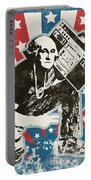 George Washington - Boombox Portable Battery Charger