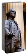 George Washington Portable Battery Charger by Brian Jannsen