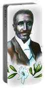 George Washington Carver Portable Battery Charger